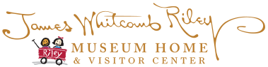 James Whitcomb Riley Museum Home Logo